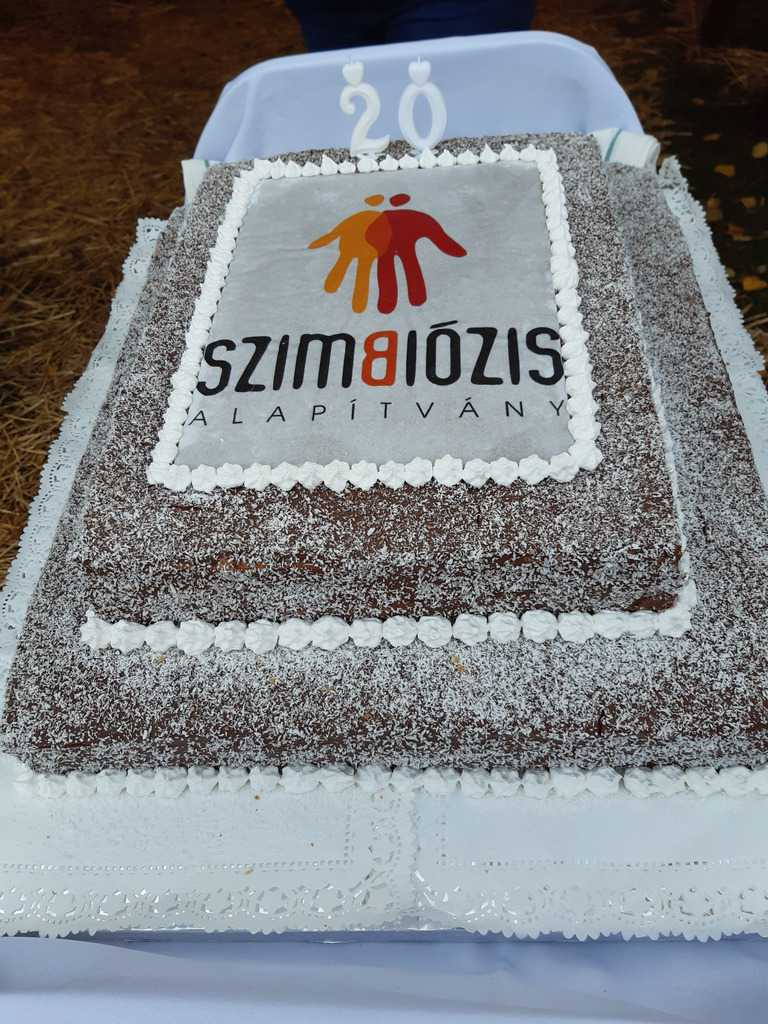 Tagszervezetünk, a Szimbiózis Alapítvány 20 éves lett