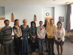 Koordinátor-tanári találkozó az ÉTA központban