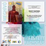 Festett ragyogás - Értelmi fogyatékos fiatalok festményei Budapest szívében