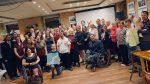 Támogatói fogadást tartott a Nem Adom Fel Alapítvány