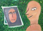 """""""HASONMÁS"""" - kiállítás a K11 Galériában a Lámpás 92' alkotóinak képeiből"""